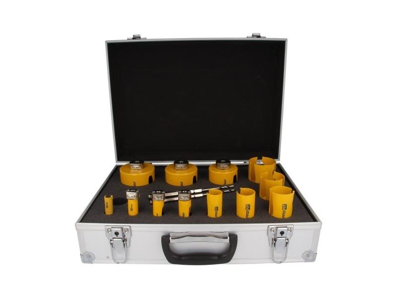Multi Purpose gatzagenset 16-82 mm  12 dlg. Click en Drill