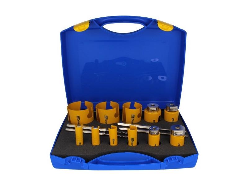 Multi Purpose gatzagenset 19-76 mm  12 dlg. Click en Drill
