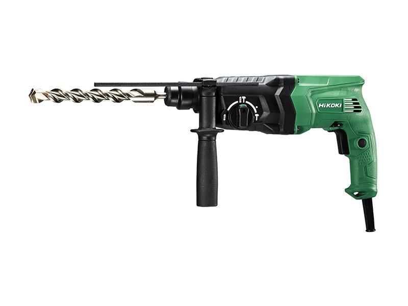Boor- en beitelhamer - 24 mm / 730 W / 2,7 J (EPTA 05) / 2,7 kg DH24PH2WSZ