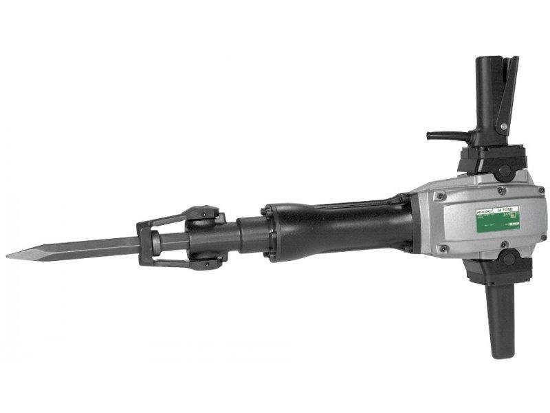 Hak- Breekhamer - 20 kg / 1.40 W / 23,2 J (EPTA 05) / 28 mm H70SDLAZ