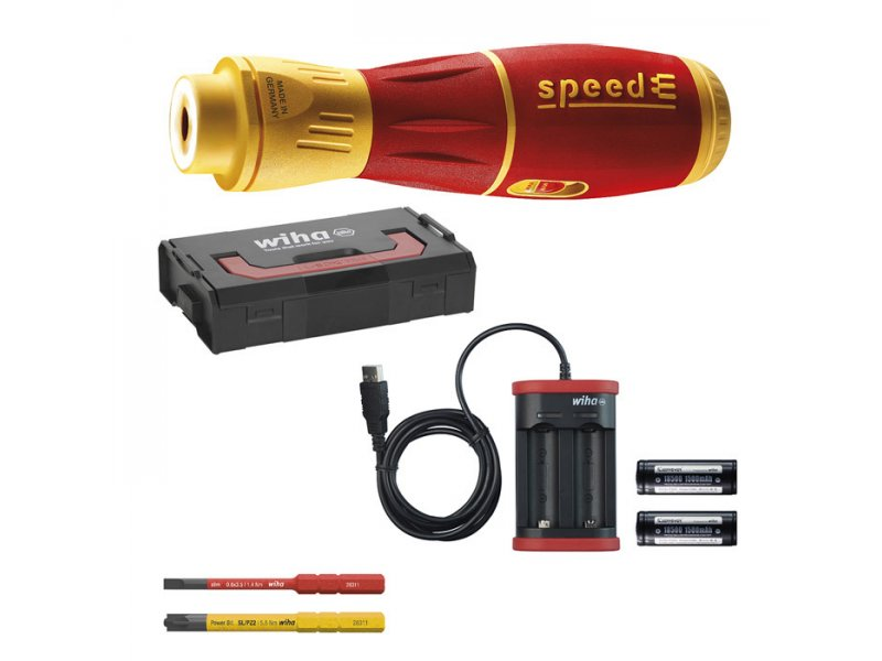 WIHA Speed-E II Electric Schroevendraaier